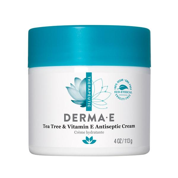 Derma E Tea Tree & Vitamin E Antiseptic Cream