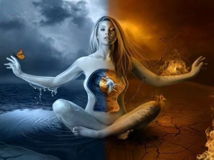 Inner Beauty By-Robert Jr Graham