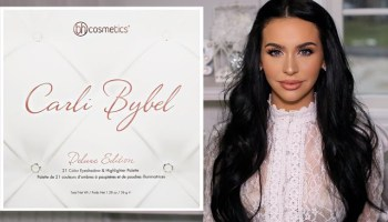 BH Cosmetics – CarliBybel Eyeshadow and Highlight Palette
