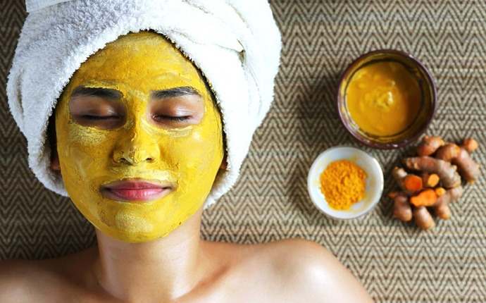 Homemade Brightening Mask