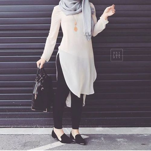 white-tunic-hijab-look