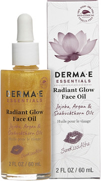 Derma E  Radiant Glow Face Oil