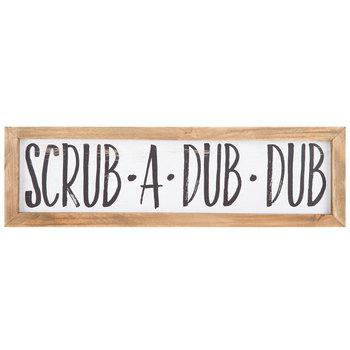 SCRUB-a-Dub-Dub
